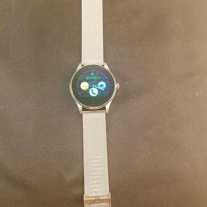 COPY - Kuangbin K88H Smart Watch Silver